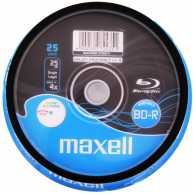 BD-R printabile, 25GB 4x 25 in cutie, Maxell