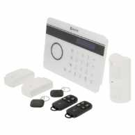 Sistem alarma wireless PSTN/GSM