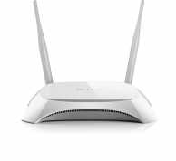 Router wireless 3G 300Mbps cu doua antene detasabile, Tp-Link