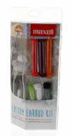 Set casca in ureche 3.5mm DIY Braid It Maxell