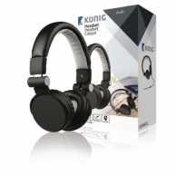 Casti on-ear negru