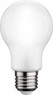 Full Glas LED Bulb, 5 W - Base E27, 40 W equivalent, warm white, not dimmable