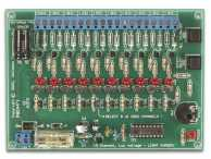 10-CHANNEL 12 VDC LIGHT EFFECT GENERATOR