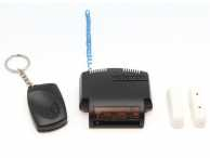 KIT REMOTE CONTROLLED HOME ALARM