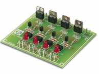 KIT QUAD TRIAC SWITCH CARD