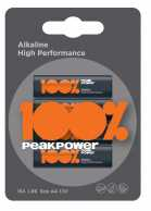 Baterie alcalina Peakpower AA (R6) 4 buc/blister