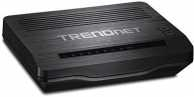 Router N300 WirelessADSL 2/2 + Modem Trendnet