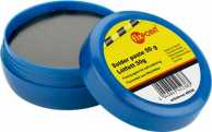 Solder paste can, 50 g - fluxing agent for soft-soldering