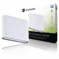 LED Outdoor Wall Light with Sensor 4 W 260 lm White