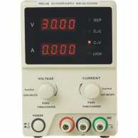 Laboratory Power Supply 1 Ch. 0...30 VDC 5 A