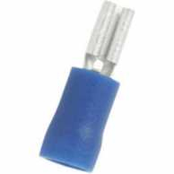 Blade receptacle Blue 2.8 x 0.5 mm N/A