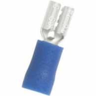 Blade receptacle Blue 2.8 x 0.8 mm N/A