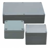 Electrical Enclosure ABS ABS 82 x 80 x 55 mm