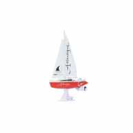 R/C Boat Sailing Boot Atlantique RTR Red
