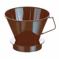 Filter Funnel Coffee Machine Brown