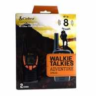 PMR 8 km Range 8-Channel Black/Orange