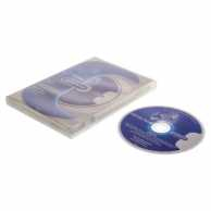 DVD and Blu-ray Lens Cleaner Disc