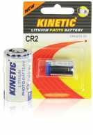 Lithium Battery CR2 3 V 1-Blister