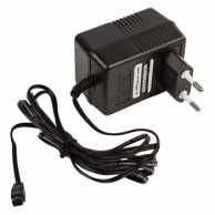 Universal AC Power Adapter 9 VDC 0.5 A Black