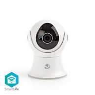 Camera Smart WiFi IP rezistenta la apa, Full HD 1080p, Nedis