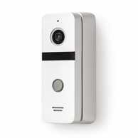 Door Video Camera | 110° angle | IR Night Vision | IP66 | Metal