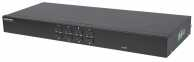 Switch KVM cu 8 porturi montabil in rack 506441 Intellinet