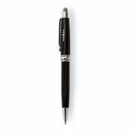 Stylus Ballpoint | with Copper Cloth Tip | Black