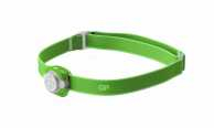 Lanterna frontala LED Discovery GP CH31, verde, 40lm, 2xCR2025