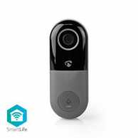 Wi-Fi Smart Video Doorbell | App Control | microSD Slot | HD 720p