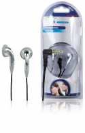 Casti audio in-ear 3.5 mm ,lung.cablu 1.2 m, HQ