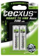 Acumulator R6 (AA) NiMH 2300mAh Ready to use 2buc/blister Texus
